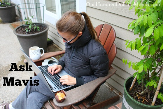 Ask Mavis –  We're Talking Canning Peaches, Pea Trellis' and Listening to the Universe