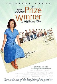 Friday Night at the Movies – The Prize Winner of Defiance, Ohio