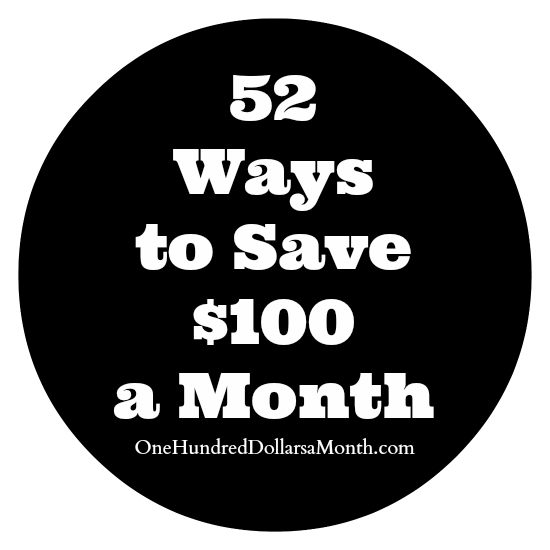 52 Ways to Save $100 a Month | Clean Out Your Closet {Week 1 of 52}