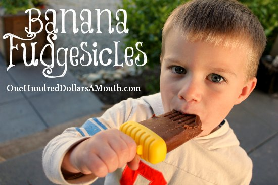 Recipe Roundup: Ice Cream and Freezer Pops