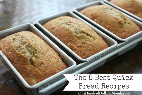 The 8 Best Quick Bread Recipes
