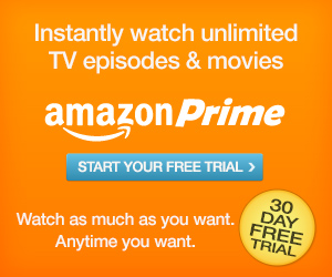 30 Days of Free Prime Instant Videos