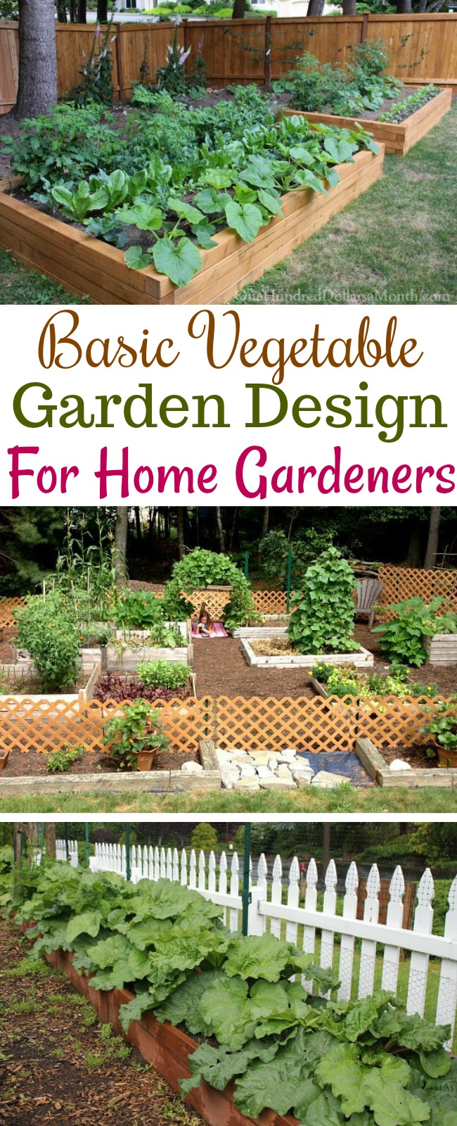 Tips on Basic Garden Design