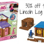 Free Kindle Books, GAP Sale, Lincoln Logs, Amazon Subscribe and Save, Paper Sparklers and Skittles!!!