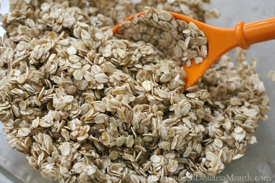 simple granola recipe