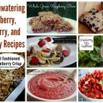 Berry Recipe Roundup: 30 Mouthwatering Strawberry, Raspberry, and Blueberry Recipes