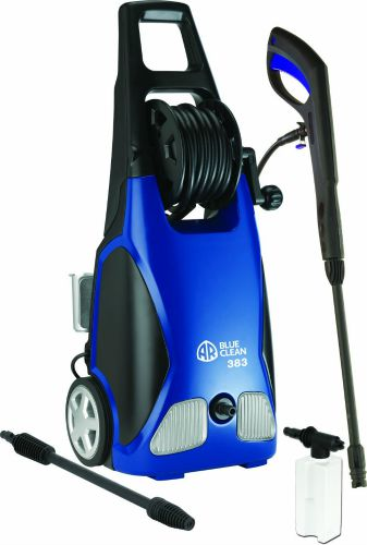 AR Blue Clean  14 Amp Electric Pressure Washer with Hose Reel