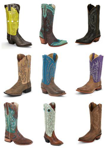 Dan Post, Tony Lama boots