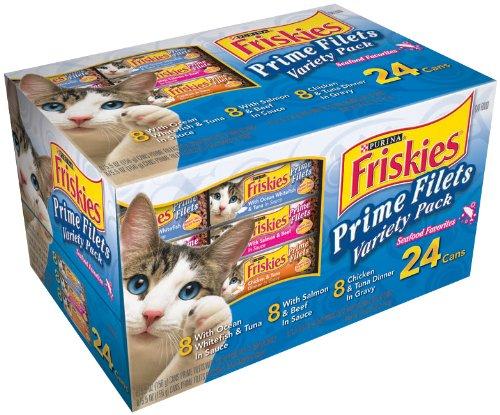 Friskies Prime Filets Wet Cat Food