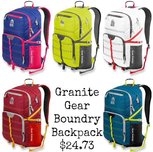 Granite Gear Boundry Backpack