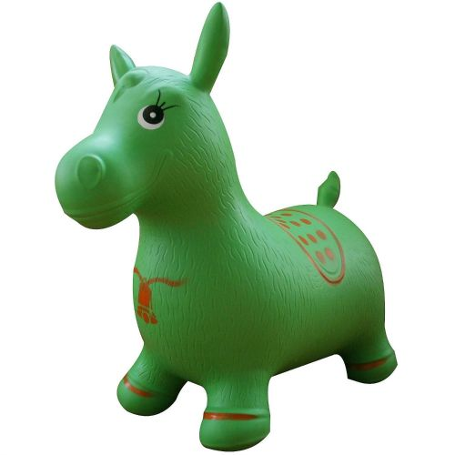 Green Horse Hopper, Pump Included