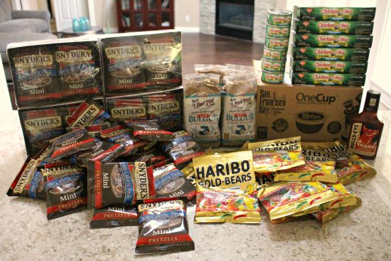 Weekly Grocery Shopping Savings Show and Tell {Week 29 of 52}