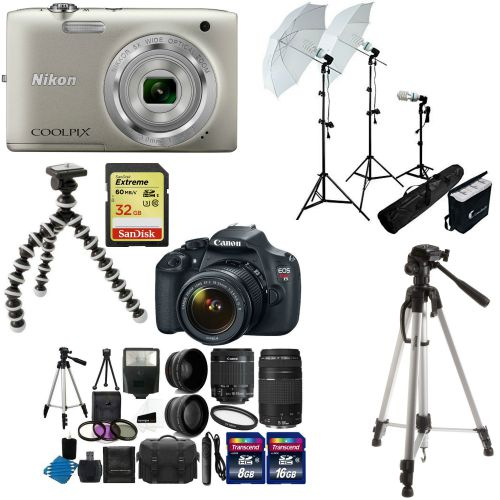 deals on camera equipment