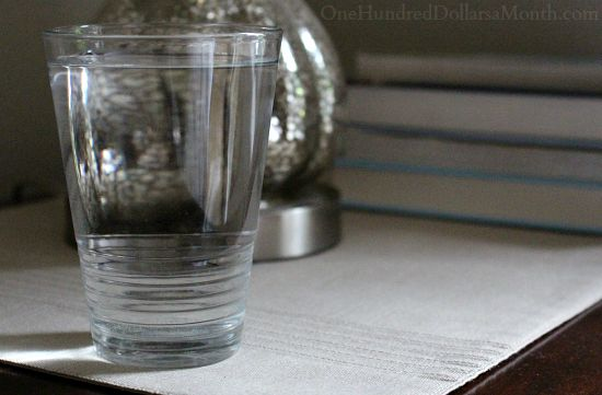 Do You Drink Day Old Water? Are We Becoming Hyper Sensitive?
