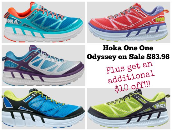 hoka one one deals