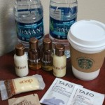 Hotel Freebies – What Do You Take Home With You… If Anything?