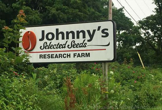 Tour Of Johnny's Seeds in Albion, Maine