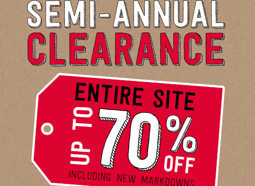 Bbw semi annual sale free samples