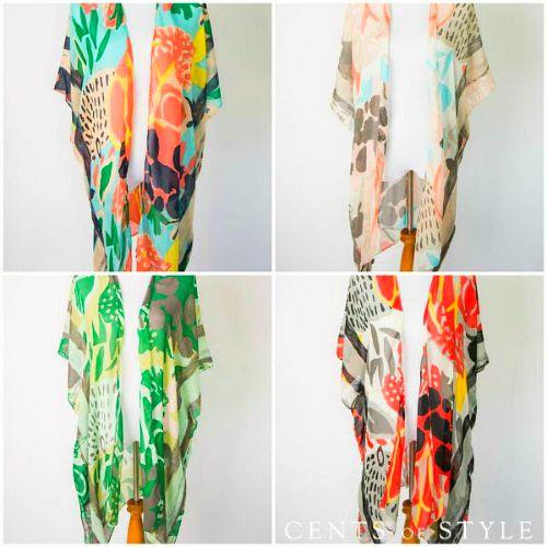 summer shawl