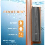Aquamira Frontier Emergency Water Filtration and Straw