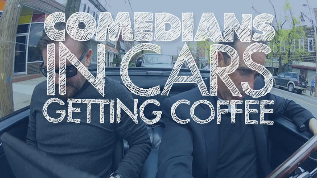 Friday Night at the Movies – Comedians in Cars Getting Coffee