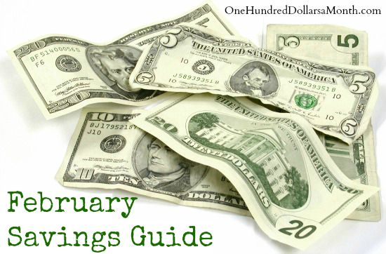 February Monthly Savings Guide – What's on Sale and What's in Season