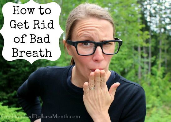 How to Get Rid of Bad Breath