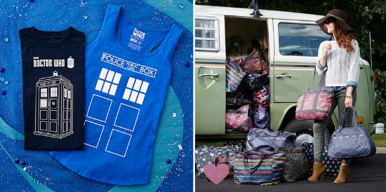 dr. who clothing