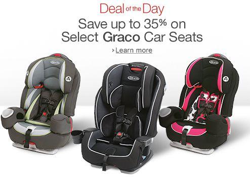 graco car seat sale