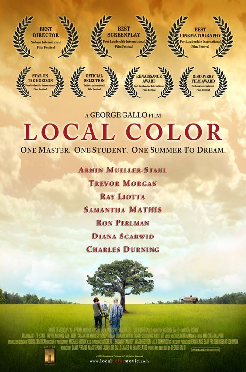Friday Night at the Movies – Local Color