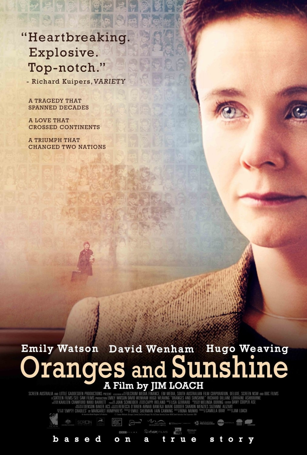 Friday Night at the Movies – Oranges and Sunshine