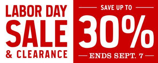 rei labor day sale