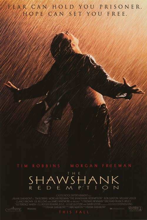 Friday Night at the Movies – Shawshank Redemption