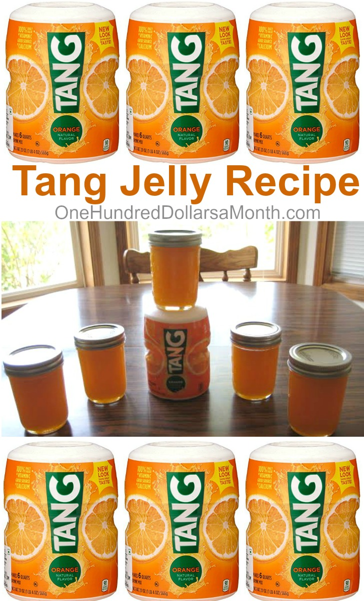 Tang Breakfast Drink Jelly Recipe
