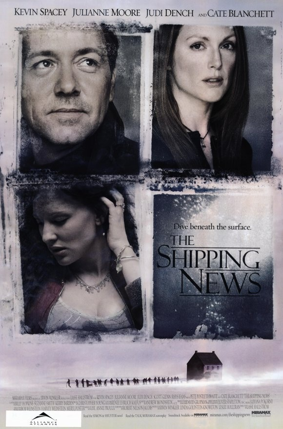 Friday Night at the Movies – The Shipping News