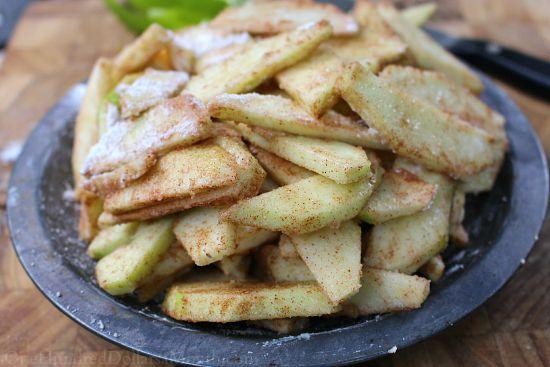 Simple Apple Crisp Recipe