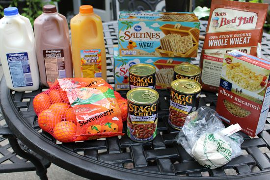 Weekly Grocery Shopping Savings Show and Tell {Week 39 of 52}