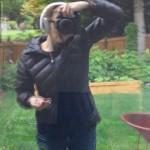 Mavis Butterfield | Backyard Garden Plot Pictures 9/6/15