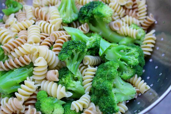 Easy Tuna Casserole with Broccoli