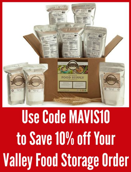 Free eBooks, FoodSaver System, Valley Food Storage Discount, Animal Tights, Custom Canning Labels and More