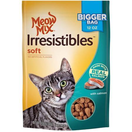 Meow Mix Irresistibles Cat Treat coupon
