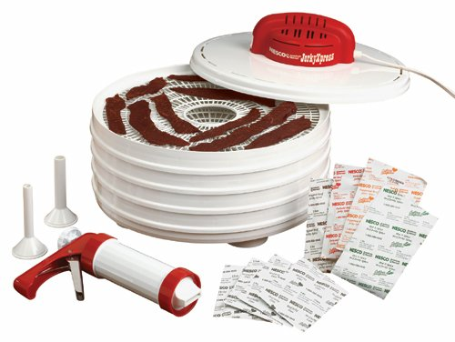 Nesco Food Dehydrator Recipes For Deer Jerky