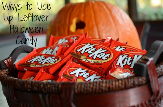 Ways to Use Up Leftover Halloween Candy