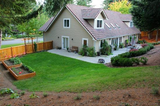 Mavis Butterfield   Backyard Garden Plot Pictures 10/18/15