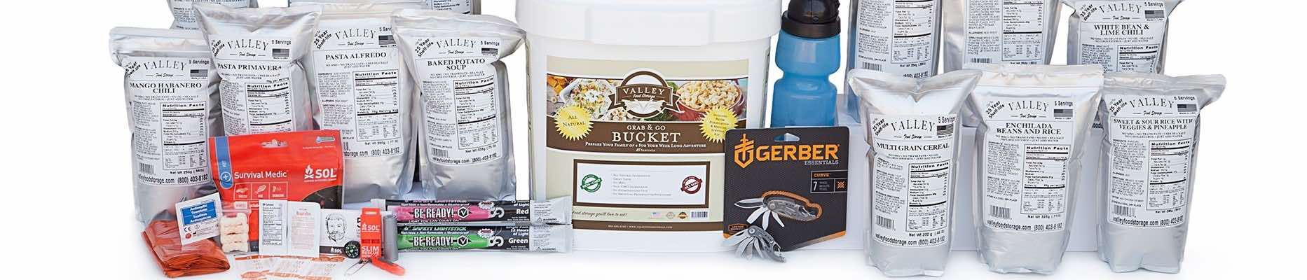 Grab and Go Emergency Food Supply Bucket Review