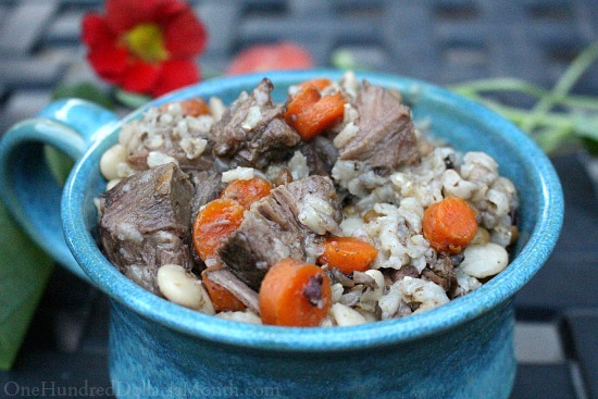Leftover Pot Roast Stew