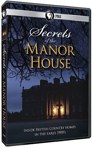 Friday Night at the Movies – Secrets of the Manor House