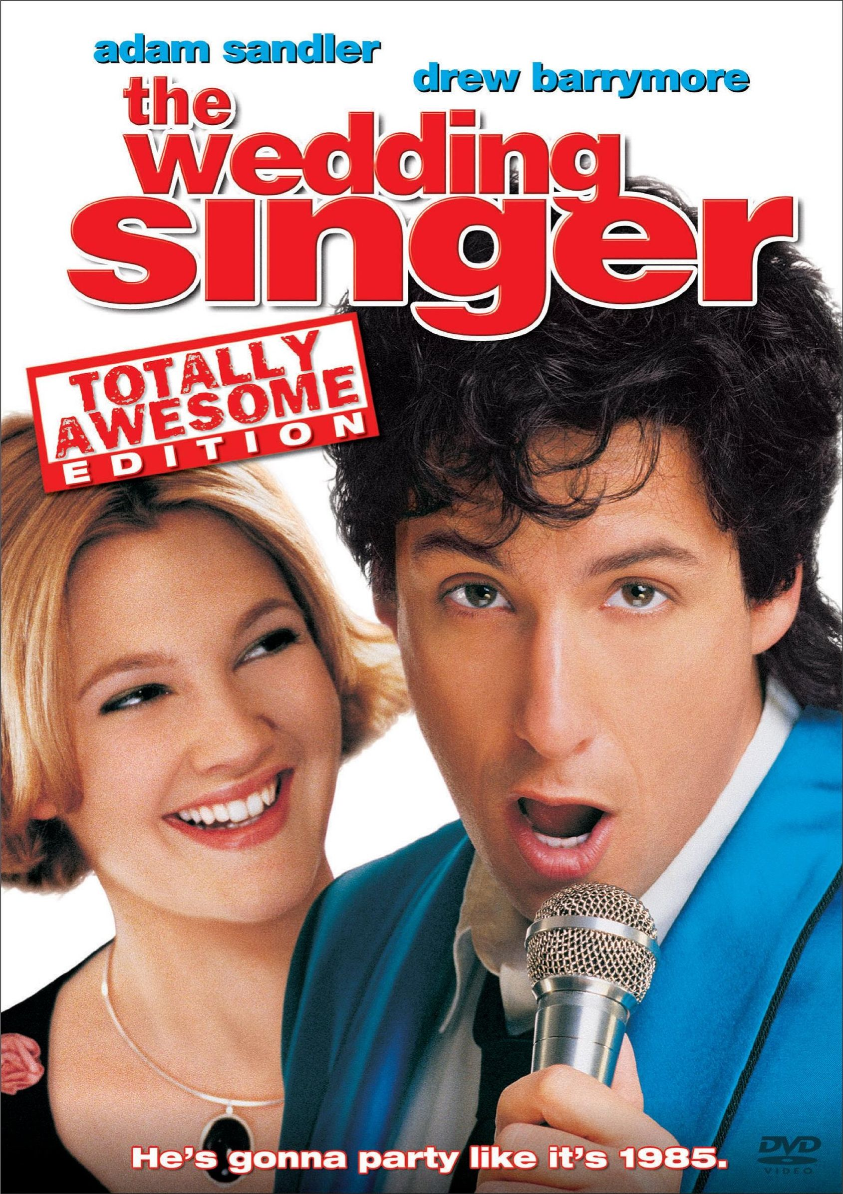 Friday Night at the Movies – The Wedding Singer