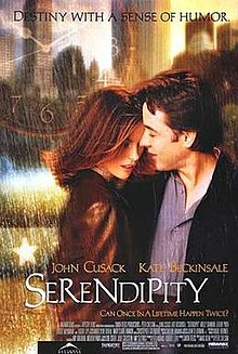 Friday Night at the Movies – Serendipity