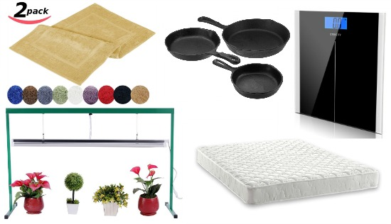 Kindle Books, Seed Starting Trays, WaterBOB, Acoustic Guitar, Free Redbox Rental, Pizza Deal and More